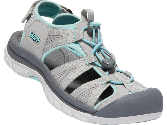 Keen Venice II H2 Sandals Dame paloma/pastel turquoise